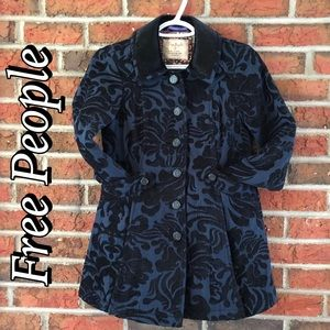 Free People Pea Coat